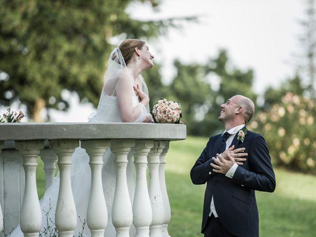 Il matrimonio di Emilio e Colette a Capriva del Friuli, Gorizia 1