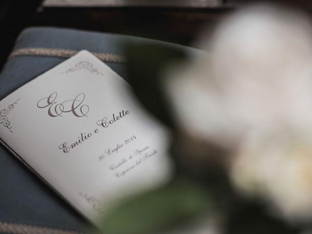 Il matrimonio di Emilio e Colette a Capriva del Friuli, Gorizia 65
