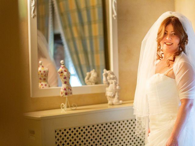 Il matrimonio di Daniele e Patrizia a Fucecchio, Firenze 11
