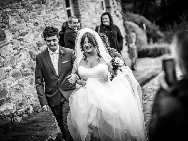 Il matrimonio di Daniele e Patrizia a Fucecchio, Firenze 13