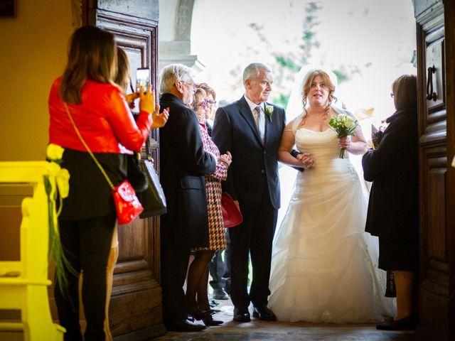 Il matrimonio di Daniele e Patrizia a Fucecchio, Firenze 14
