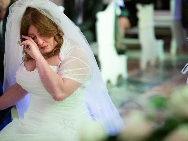 Il matrimonio di Daniele e Patrizia a Fucecchio, Firenze 16