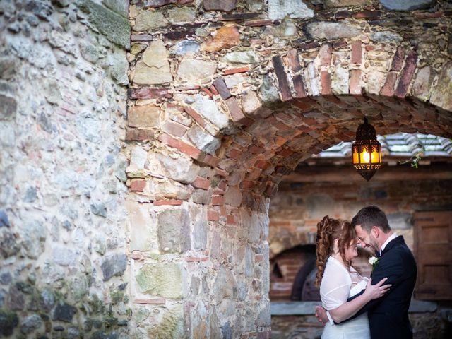 Il matrimonio di Daniele e Patrizia a Fucecchio, Firenze 18