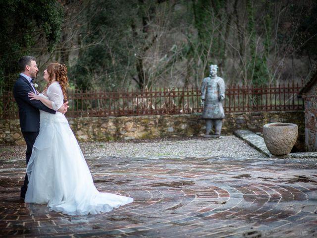 Il matrimonio di Daniele e Patrizia a Fucecchio, Firenze 19