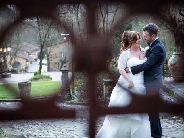 Il matrimonio di Daniele e Patrizia a Fucecchio, Firenze 20
