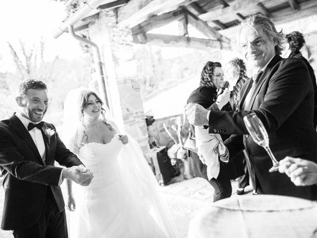 Il matrimonio di Daniele e Patrizia a Fucecchio, Firenze 30