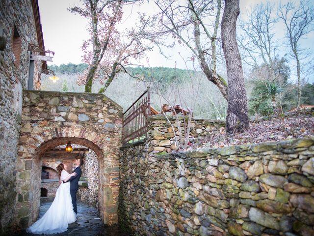 Il matrimonio di Daniele e Patrizia a Fucecchio, Firenze 1