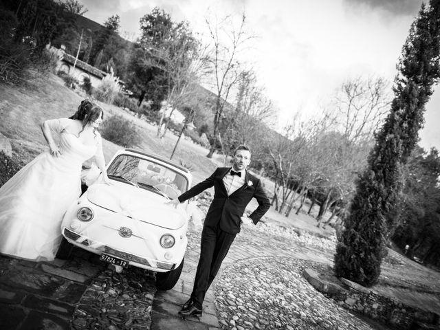 Il matrimonio di Daniele e Patrizia a Fucecchio, Firenze 31