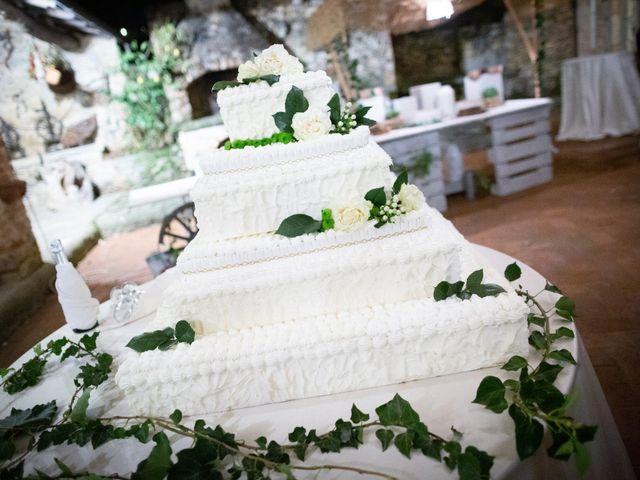 Il matrimonio di Daniele e Patrizia a Fucecchio, Firenze 35