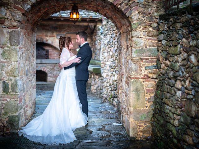 Il matrimonio di Daniele e Patrizia a Fucecchio, Firenze 52