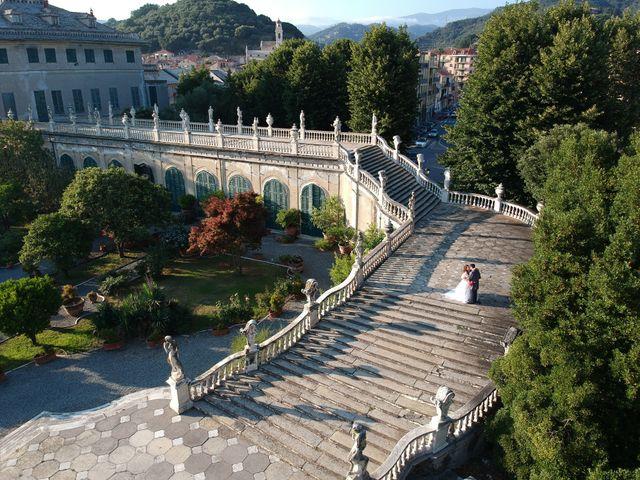 Il matrimonio di Marco  e Alice a Albisola Superiore, Savona 11
