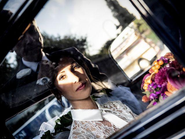 Le nozze di Fabiola e Alfio