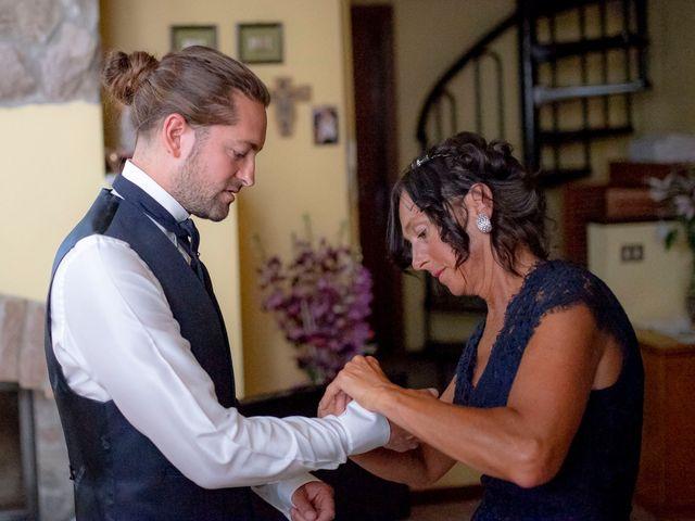 Il matrimonio di Luca e Jessica a Erba, Como 3