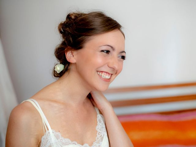 Il matrimonio di Luca e Jessica a Erba, Como 5