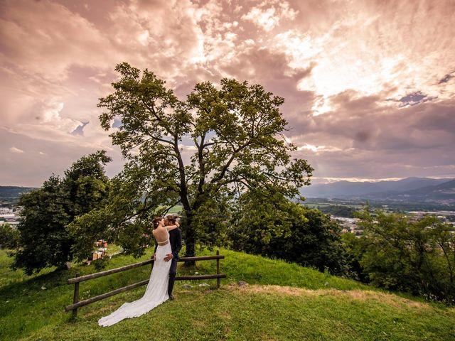 Il matrimonio di Luca e Jessica a Erba, Como 2