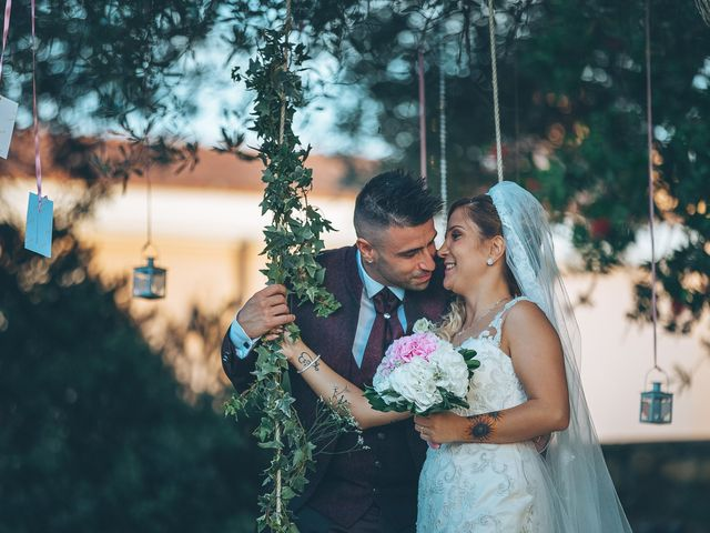 Le nozze di Ramona e Christian