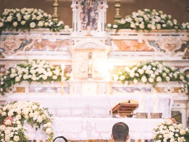 Il matrimonio di Riccardo e Gloria a Cabras, Oristano 17