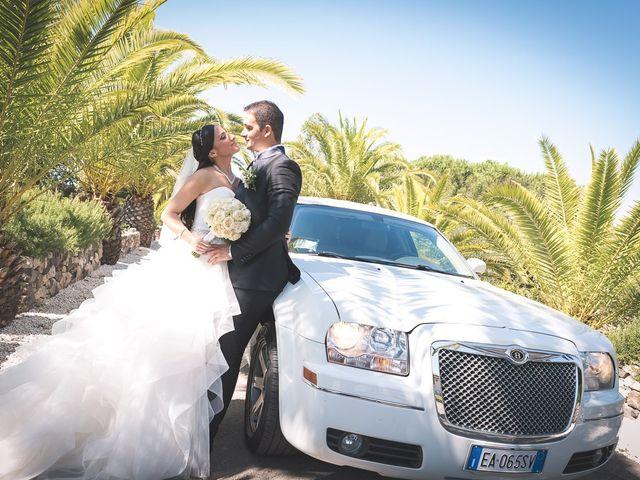 Il matrimonio di Riccardo e Gloria a Cabras, Oristano 26