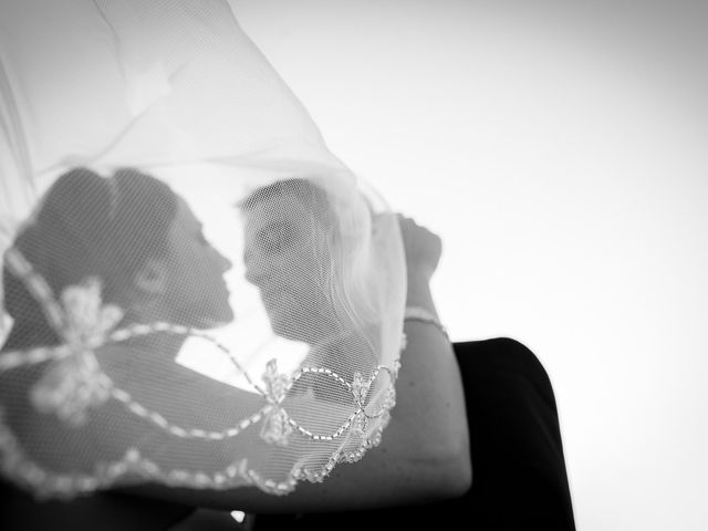Le nozze di Gloria e Riccardo
