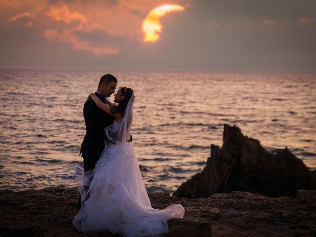 Il matrimonio di Riccardo e Gloria a Cabras, Oristano 40