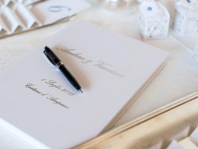 Il matrimonio di Andrea e Vanessa a Cortina d'Ampezzo, Belluno 1