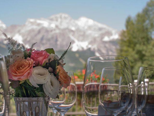 Il matrimonio di Andrea e Vanessa a Cortina d'Ampezzo, Belluno 5