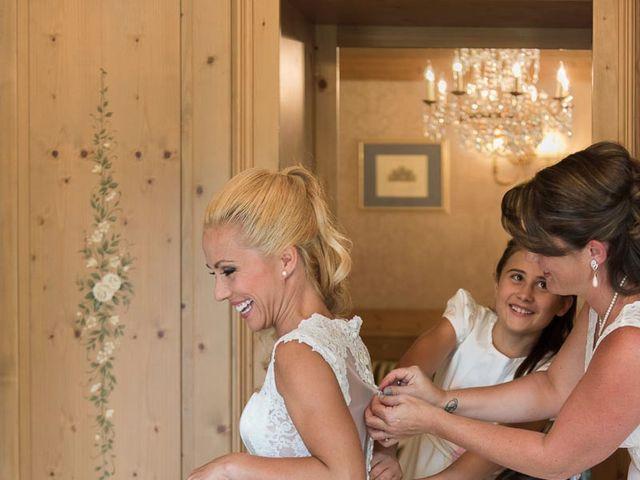 Il matrimonio di Andrea e Vanessa a Cortina d'Ampezzo, Belluno 44