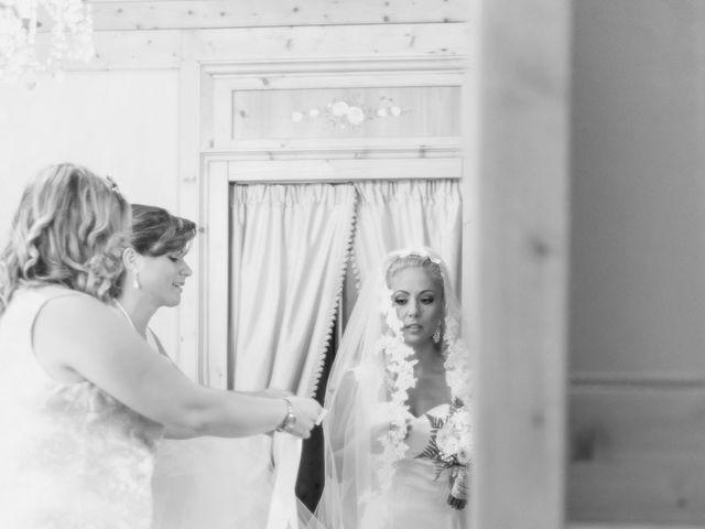 Il matrimonio di Andrea e Vanessa a Cortina d'Ampezzo, Belluno 54