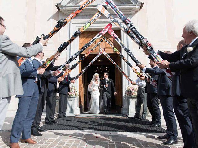 Il matrimonio di Andrea e Vanessa a Cortina d'Ampezzo, Belluno 59