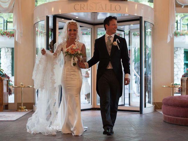 Il matrimonio di Andrea e Vanessa a Cortina d'Ampezzo, Belluno 63