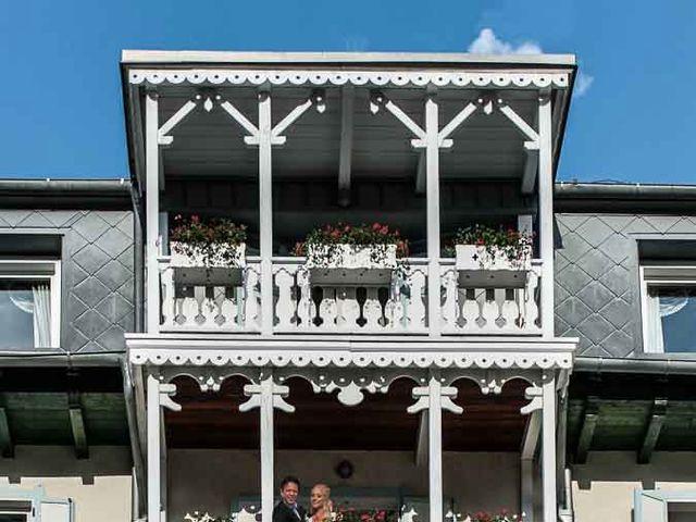 Il matrimonio di Andrea e Vanessa a Cortina d'Ampezzo, Belluno 72