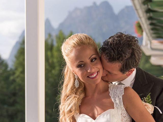 Il matrimonio di Andrea e Vanessa a Cortina d'Ampezzo, Belluno 75