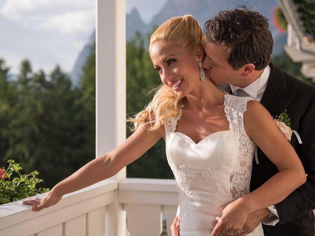 Il matrimonio di Andrea e Vanessa a Cortina d'Ampezzo, Belluno 76