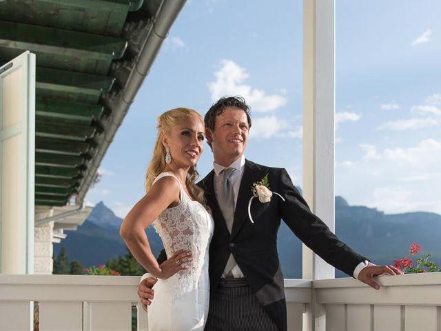 Il matrimonio di Andrea e Vanessa a Cortina d'Ampezzo, Belluno 77