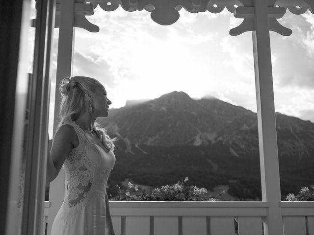 Il matrimonio di Andrea e Vanessa a Cortina d'Ampezzo, Belluno 78