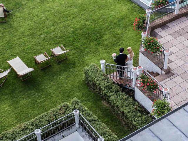 Il matrimonio di Andrea e Vanessa a Cortina d'Ampezzo, Belluno 79