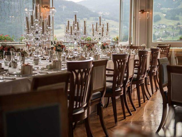 Il matrimonio di Andrea e Vanessa a Cortina d'Ampezzo, Belluno 83