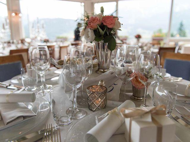 Il matrimonio di Andrea e Vanessa a Cortina d'Ampezzo, Belluno 86