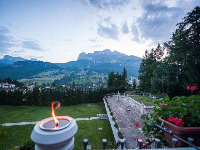 Il matrimonio di Andrea e Vanessa a Cortina d'Ampezzo, Belluno 99
