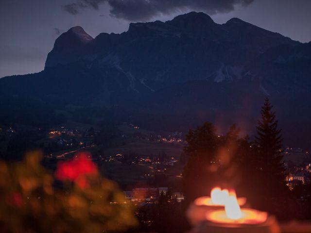 Il matrimonio di Andrea e Vanessa a Cortina d'Ampezzo, Belluno 106