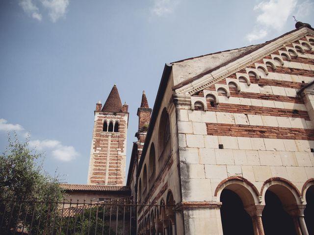 Il matrimonio di Alberto e Veronica a Verona, Verona 21