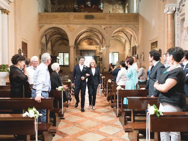 Il matrimonio di Alberto e Veronica a Verona, Verona 23