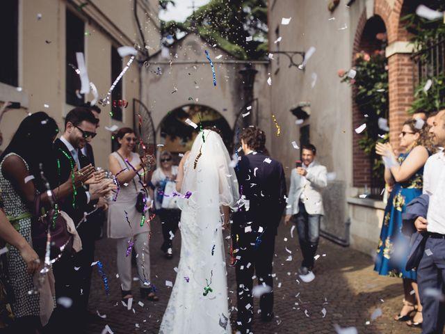 Il matrimonio di Alberto e Veronica a Verona, Verona 41