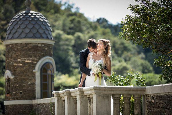 Il matrimonio di Alessio e Sabra a Arenzano, Genova 23