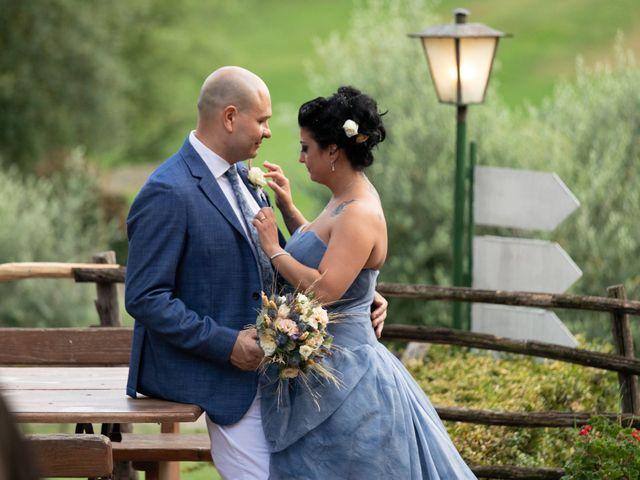 Le nozze di Patrizia e Alessandro