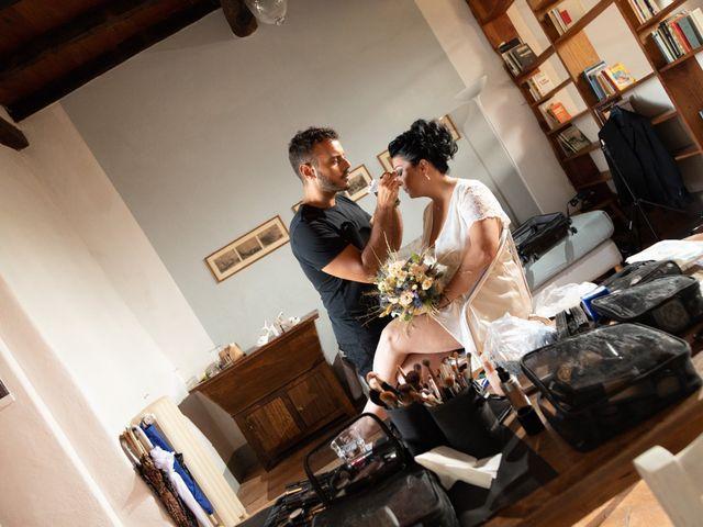 Il matrimonio di Alessandro e Patrizia a Roma, Roma 12