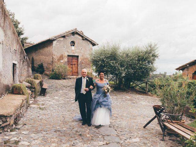 Il matrimonio di Alessandro e Patrizia a Roma, Roma 19