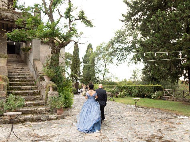 Il matrimonio di Alessandro e Patrizia a Roma, Roma 20