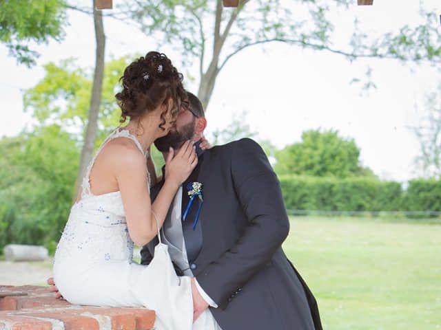 Il matrimonio di Luca e Simona a Vigevano, Pavia 4