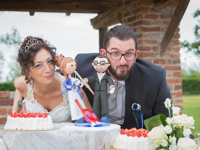 Il matrimonio di Luca e Simona a Vigevano, Pavia 2
